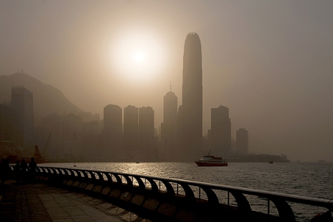 Air Pollution Level In Hong Kong Reaches A Record High