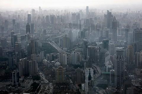 SHANGHAI-SINKING