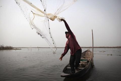 Fisherman Africa