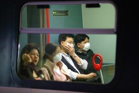 SARS Hong Kong