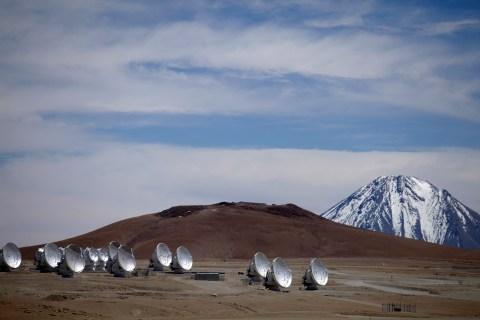 Chile ALMA Observatory