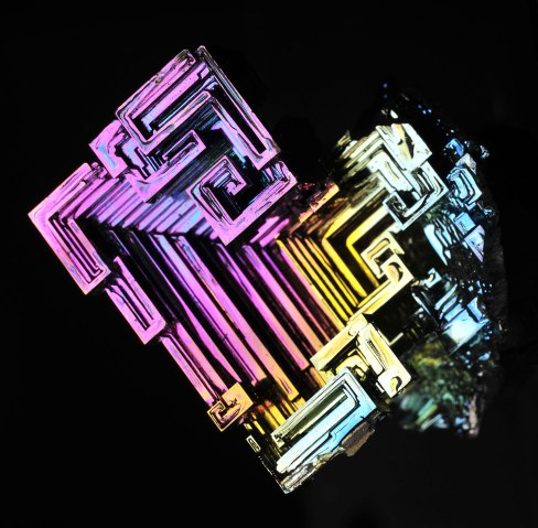 Microscopic Photos of the Periodic Table of Elements