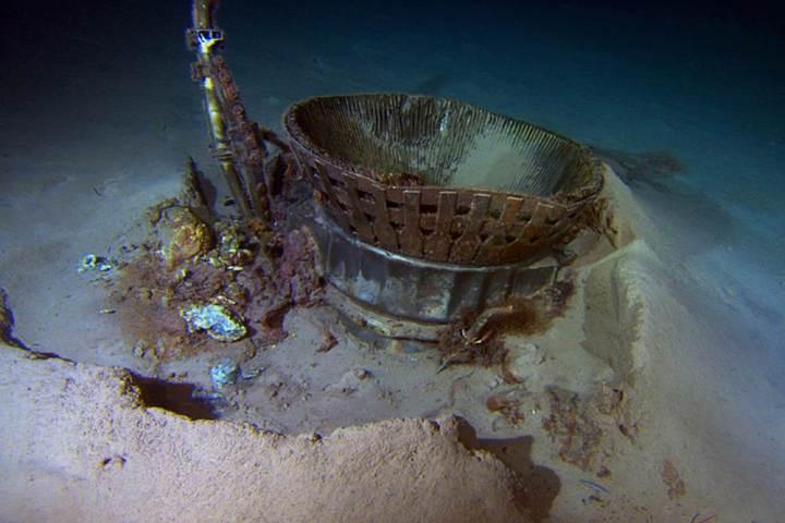 Apollo Thrust Chamber
