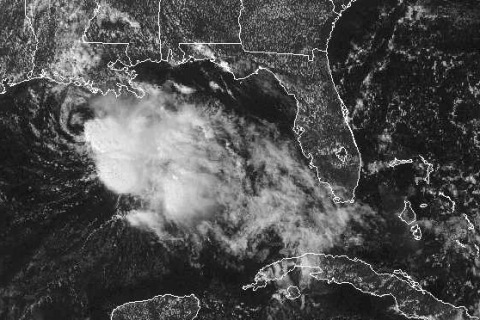 Gulf Coast Prepares For Tropical Storm Karen