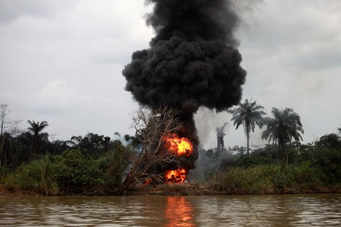 Niger River Delta, Nigeria