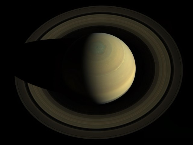 Saturn, Cassini, Oct. 10, 2013.