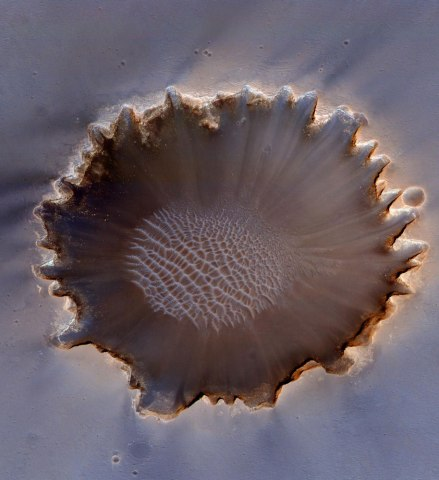 Mars, HiRISE, July 18, 2009