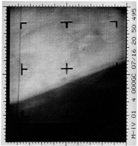 Mars, Mariner 4, July 15, 1965.