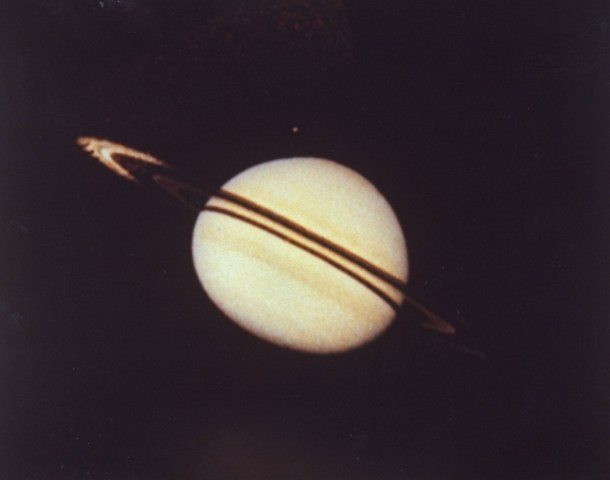 Saturn, Pioneer 11, Aug. 26, 1979.