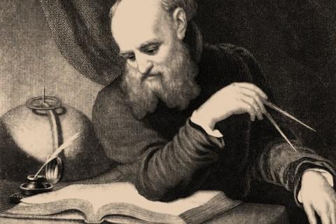 Galileo Galilei, 1852.
